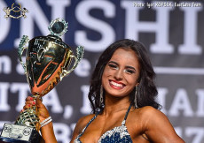 2017 Junior World Championships Fitness OVERALL
