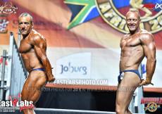 Master BB 40y plus 80kg - ACA 2019