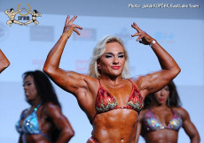 2017 ACE - Woman Physique up to 163cm