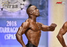 2018 World Master - Classic Physique over 45y