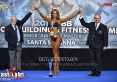 OVERALL Bikini - 2019 European Championships