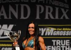 2014 Sweden Grand Prix - bodyfitness do 163cm